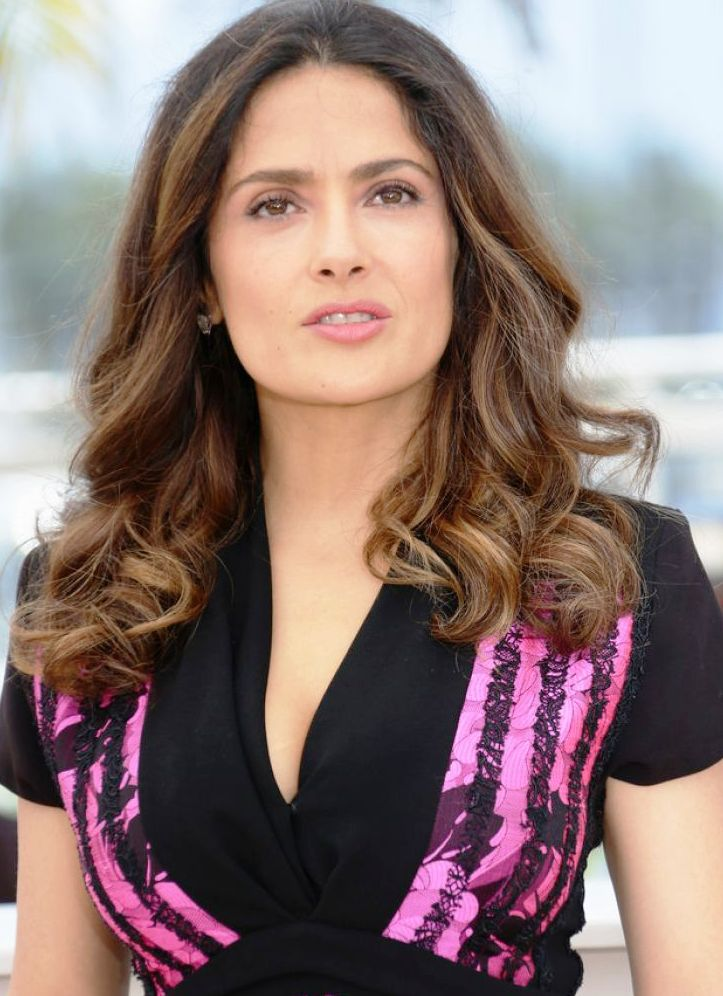 Celebrity Biography an... Salma Hayek Birthplace