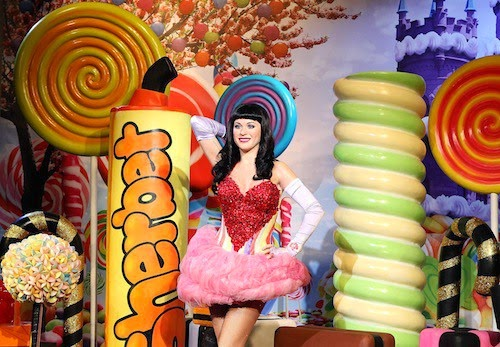 wax Katy Perry