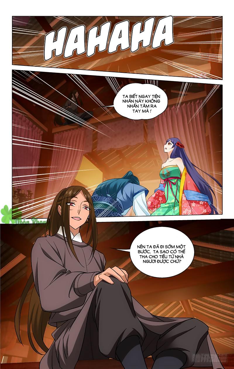 Vương Gia ! Không nên a ! chap 209 - Trang 11
