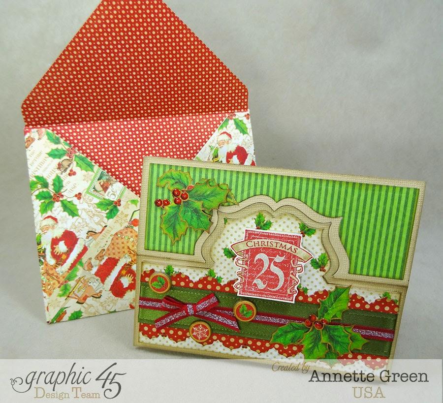 Annette\'s Creative Journey: Unique Pop-up Christmas Cards