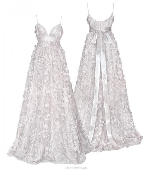 Claire Pettibone Wedding Gowns: Honey Buy: Claire Pettibone Wedding Dresses