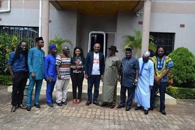 Nollywood Set To Partner With Malawi (photo)