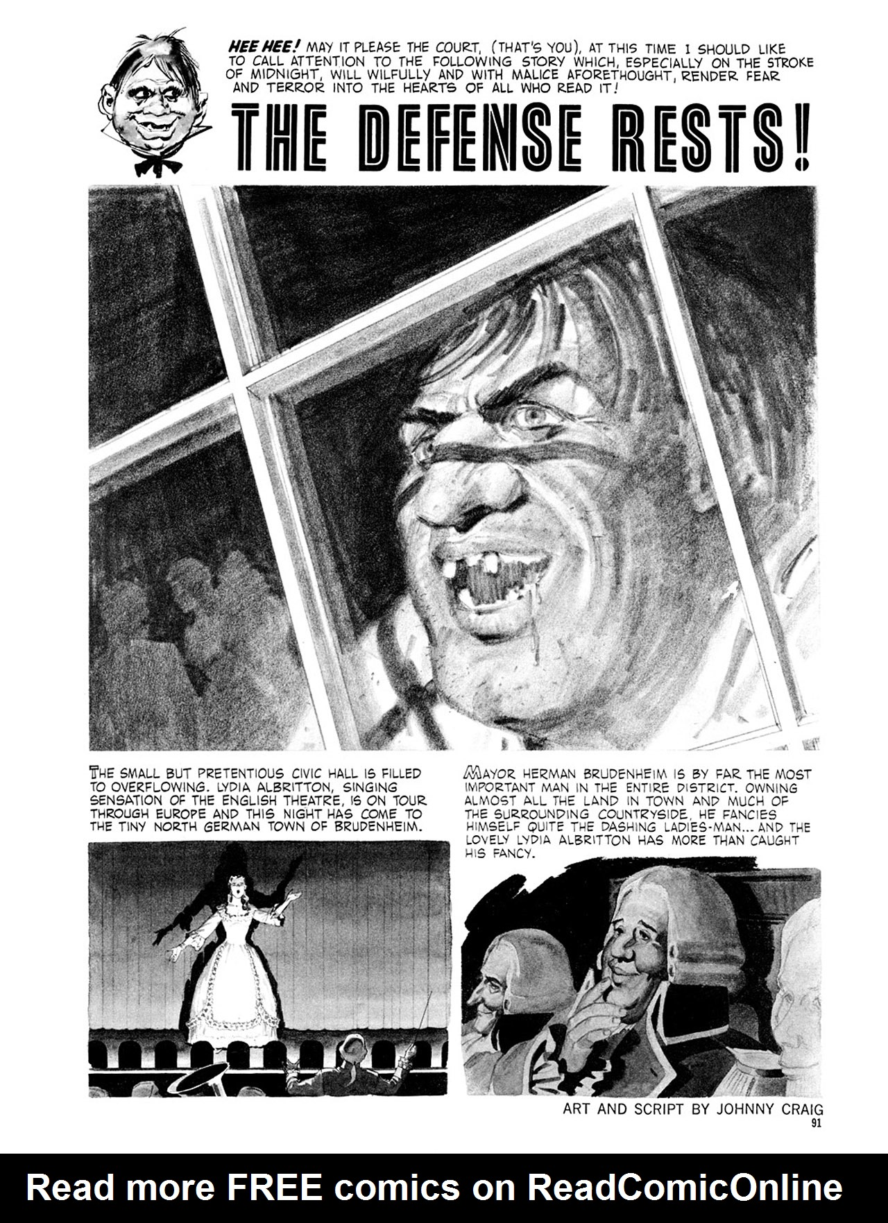 Read online Eerie Archives comic -  Issue # TPB 2 - 92