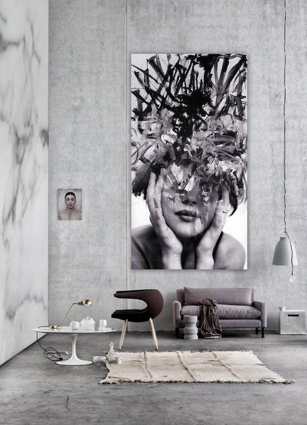 Wabi sabi scandinavia design art and diy 2013 09 - Wabi sabi interior design ...