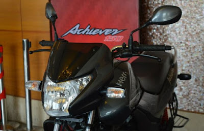 New Hero Achiever 150 iSmart image