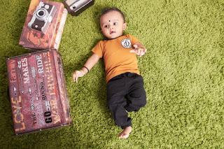 Sumathi Baby Portrait