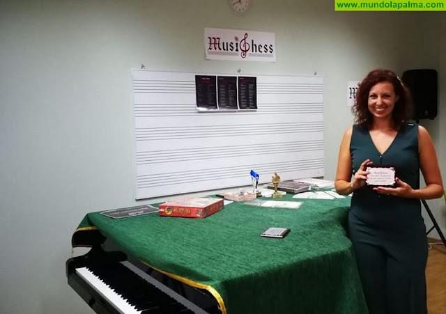 Aprender Jugando La Palma resulta ganadora de los premios Musichess Awards 2018