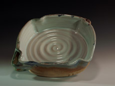 Open Casserole Dish by Future Relics Pottery