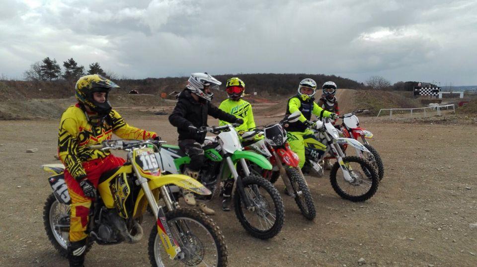 kinder motocross maschine