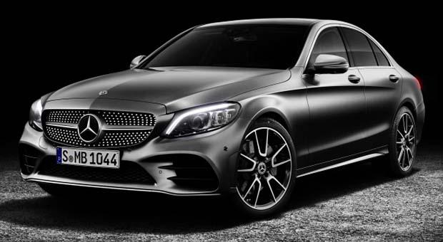 Mercedes-Benz Perkenalkan Seri C-Class Terbarunya
