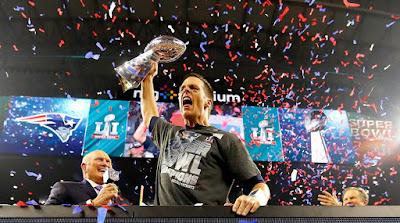 FÚTBOL AMERICANO (Super Bowl LI) - Los Patriots nunca mueren y remontaron con todo en contra para alzar su quinto Vince Lombardi