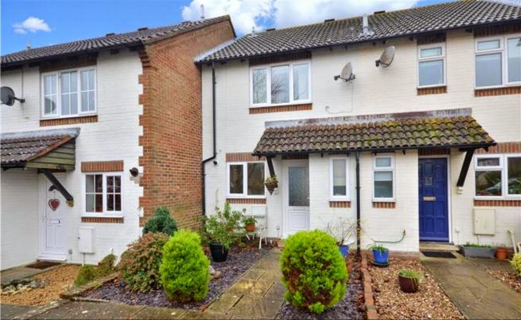 buy-to-let house tangmere front