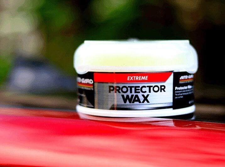 Auto-Gard Extreme Protector Wax
