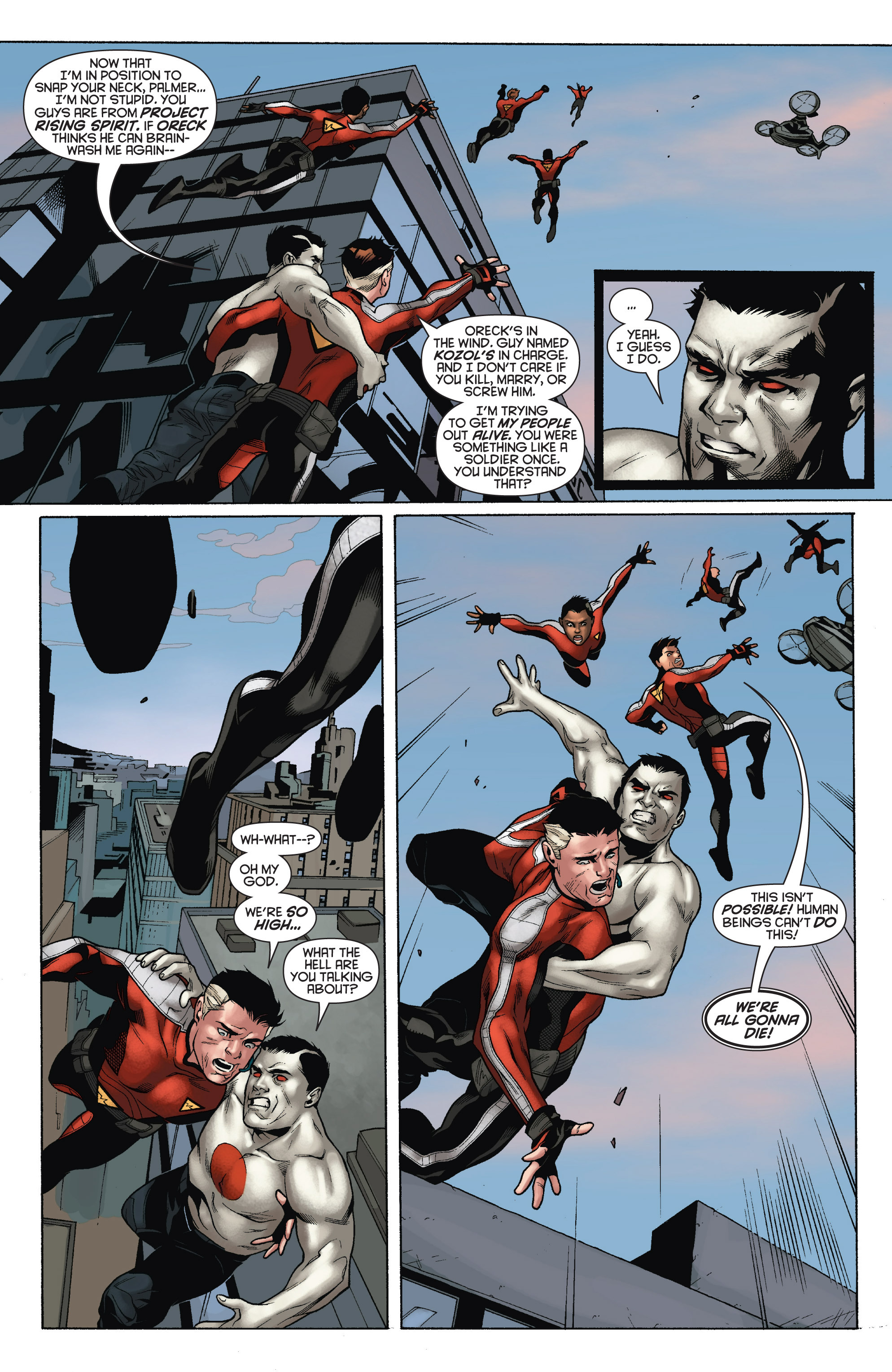 Read online Bloodshot and H.A.R.D.Corps comic -  Issue # TPB 4 - 35