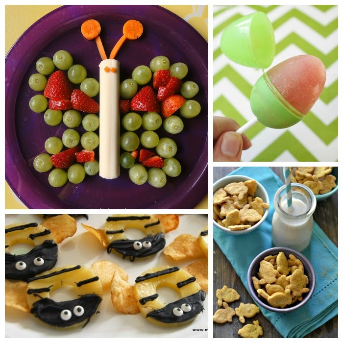 25 Healthy Spring Amp Easter Snacks What Can We Do With