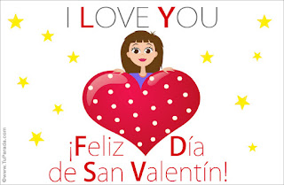 Frases de amor para San Valentin