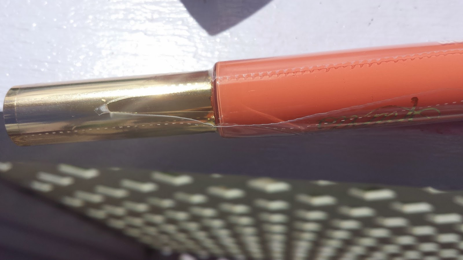 Free Spirits Cosmetics 'Coral Reef' Lip Stain - www.modenmakeup.com