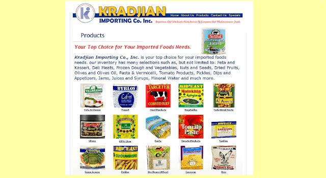 abd domates salcasi ithalatci firmalar listesi | Kradjian Importing