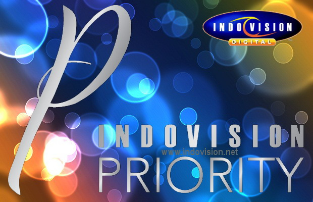 Customer Loyalty Program melalui Indovision Priority.