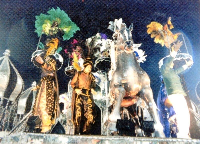 Na Cadência do Samba: GRES Reino Unido da Liberdade