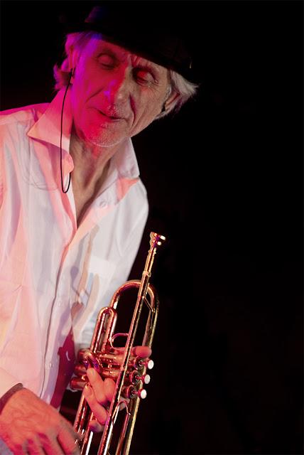 Erik Truffaz - Sala Clamores (Madrid) - 12/2/2020