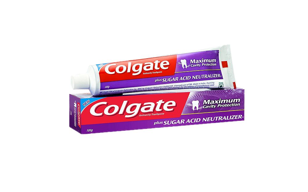Colgate Maximum