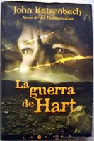 Resultado de imagen para la guerra de hart portada libro katzenbach