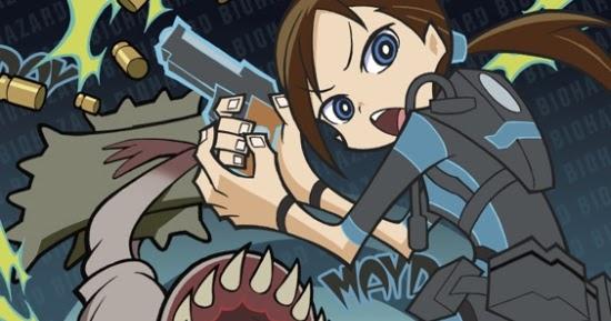 Resident Evil Revelations Jill Valentine Vs Scagdead By