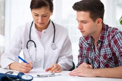 Diện chẩn – phương pháp mới trong điều trị yếu sinh lý nam