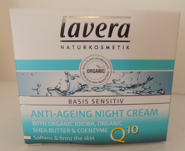 Lavera Organic Anti Ageing Night Cream