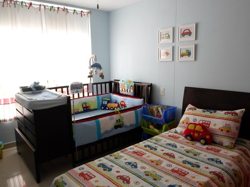 Quarto de meninos 40 ideias de decora o toda atual for Bedroom ideas for 3 year old boy