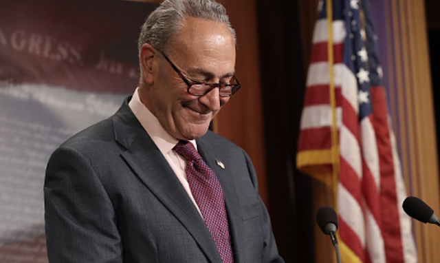 Flashback: In 2017, Schumer Said You Can't Ask a Judge About a Specific Case