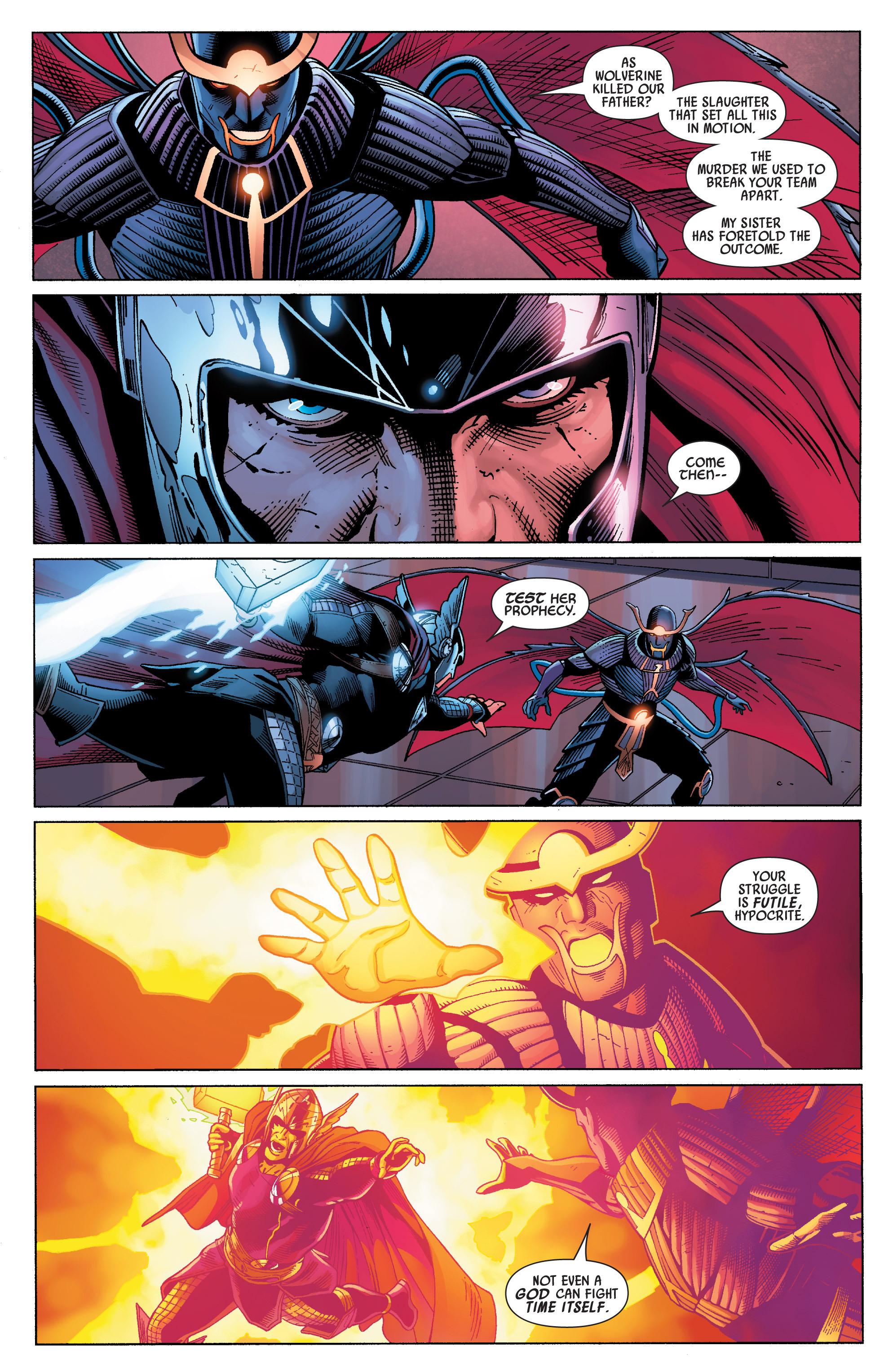 Read online Uncanny Avengers (2012) comic -  Issue #16 - 9
