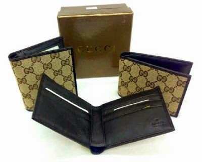 DUNIA IMPORT: Dompet Cowok Branded KW Super