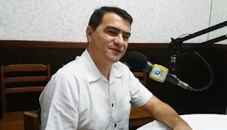 Prefeito Olivânio afirma em programa de rádio que herdou dívidas que passam de 5 milhões de reais no município de Picuí