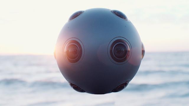 نوكيا تكشف عن مفاجأة للواقع الإفتراضي !