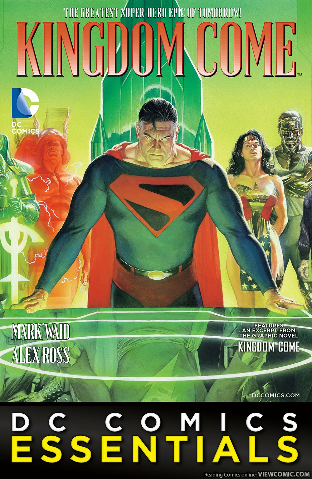 DC Comics Essentials – Kingdom Come 001 (2014) | Viewcomic reading