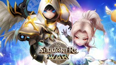 لعبة Summoners War للأندرويد، لعبة Summoners War مدفوعة للأندرويد، لعبة Summoners War مهكرة للأندرويد، لعبة Summoners War كاملة للأندرويد، لعبة Summoners War مكركة، لعبة Summoners War مود فري شوبينغ
