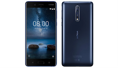 nokia 8 top 5 features, price in india