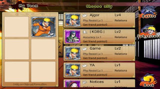 Naruto World of Ninjas Mod