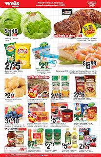 ⭐ Weis Markets Flyer 8/6/20 ⭐ Weis Markets Weekly Ad August 6 2020