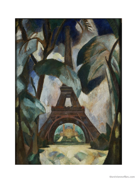 Eiffel Tower by Robert Delaunay