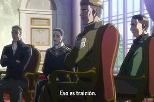 Shingeki no Kyojin Season 3 Capitulo 5 sub español