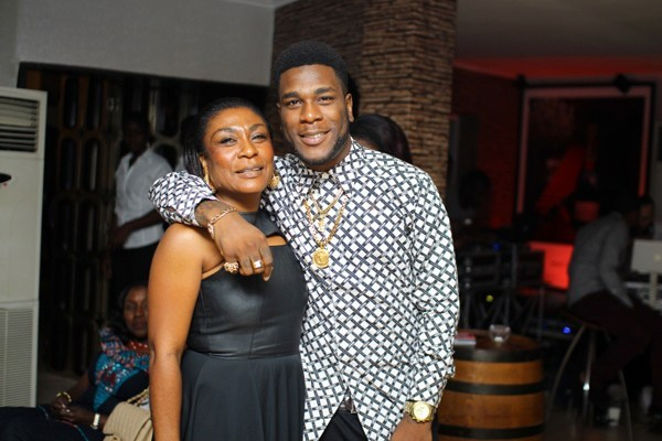 'Expect More Madness In 2019' – Burna Boy's Mum Proclaims At SoundCity MVPs