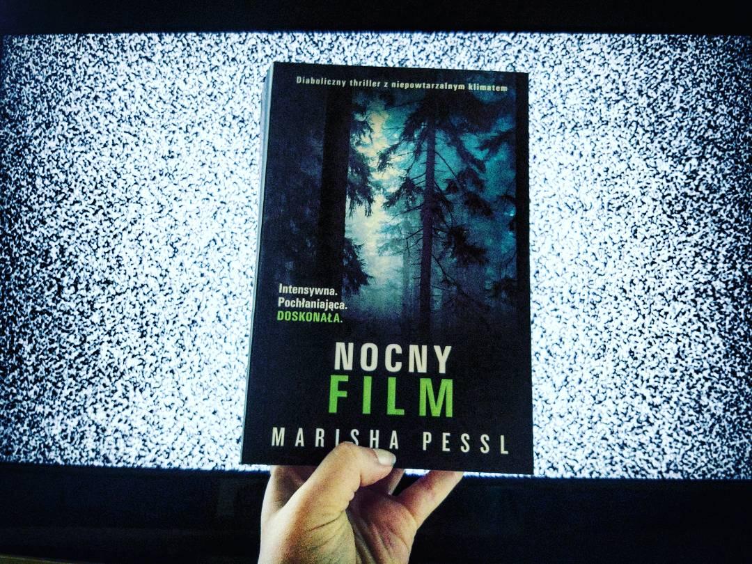 """Marisha Pessl """"Nocny film"""", odważysz się na seans?"""