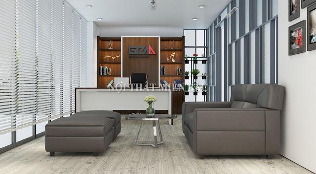 Tiêu chí thiết kế nội thất phòng giám đốc đẹp - H1
