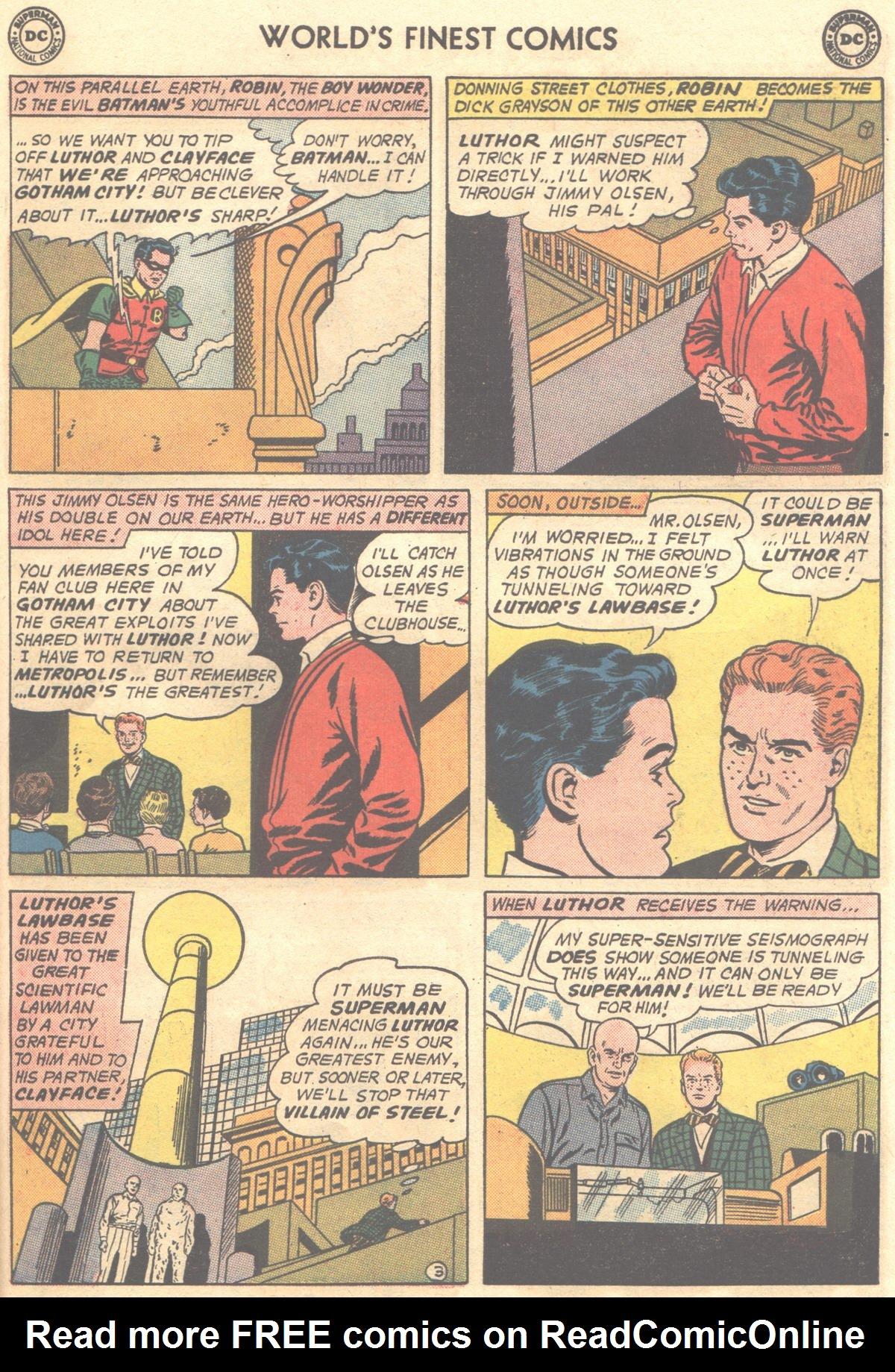 Read online World's Finest Comics comic -  Issue #148 - 15