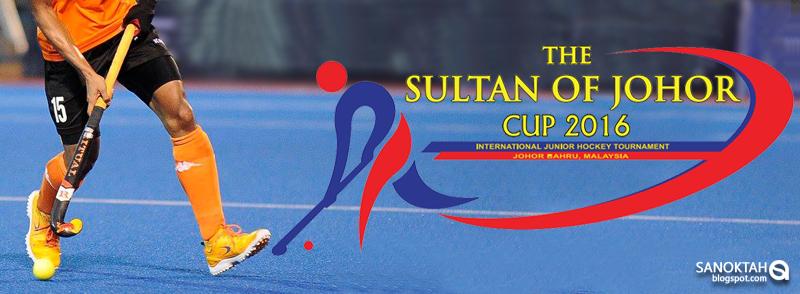 Hoki PIala Sultan Johor 2016