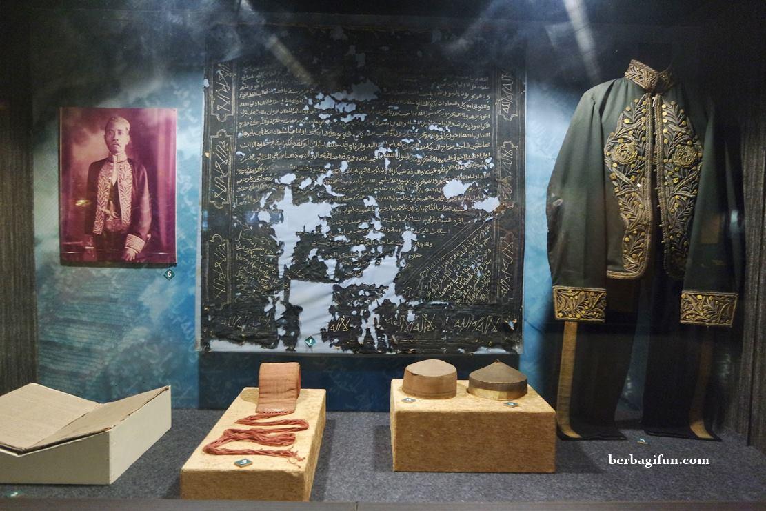Wisata Ke Museum Negeri Nusa Tenggara Barat