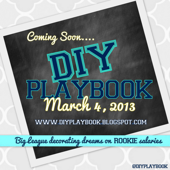 DIY Playbook Coming Soon